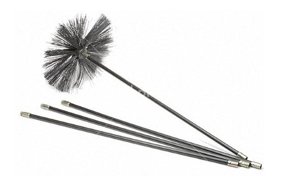 Chimney Rods and Brushes