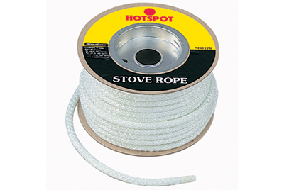 Stove Rope and Adhesive