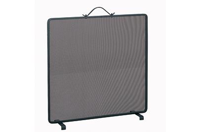 Single Panel Fire Screens