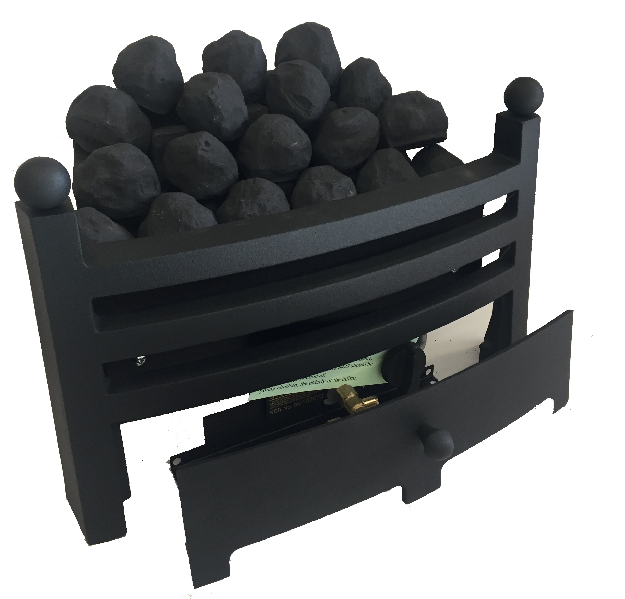 freestanding gas fires fireside burners our fireplace products