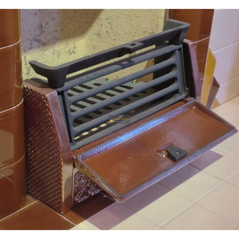 Queenstar All Night Burner Solid Fuel Open Fire Kit Coal or Wood ...