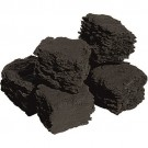 Ceramic Gas Fire Coals - Small Size (Bag of 10)