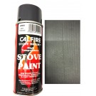 Stovebright High Temperature Paint - 6201 (400ml Aerosol) - Charcoal