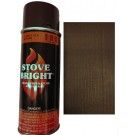 Stovebright High Temperature Paint - 6311 (400ml Aerosol) - Honey-Glo Brown