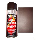 Stovebright High Temperature Paint - 6298 (400ml Aerosol) - Metallic Rich Brown