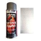 Stovebright High Temperature Paint - 6265 (400ml Aerosol) - Silver
