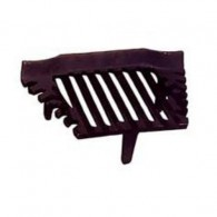 14 Inch Daisy Stool Fire Grate 3 Legs - Cast Iron