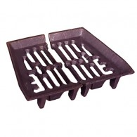 16 Inch Baxi Burnall Fire Grate - Cast Iron