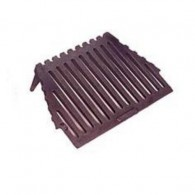 16 Inch Firestar Fire Grate 2 Legs - Cast Iron