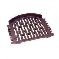 16 Inch Grant Round Fire Grate - Cast Iron