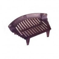 16 Inch Melton Fire Grate 4 Legs - Cast Iron
