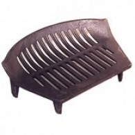 18 Inch Stool Fire Grate 4 Legs - Cast Iron