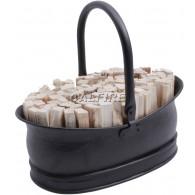 Astley Coal Bucket - Black