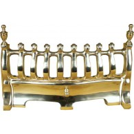 16'' Blenheim Fire Fret - Solid Cover - Brass