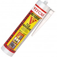 Heat Resistant Tile Adhesive (300ml)