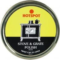 Hotspot Black Stove & Grate Polish 170g Tin