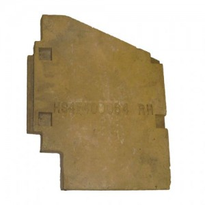 Coalbrookdale Severn Fire Brick (right hand)