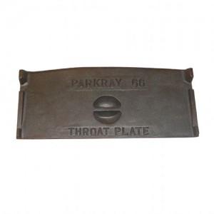 Parkray 66K Throat Plate Parkray-66P Parkray-66D Parkray-66Q Parkray-66T Parkray-66G