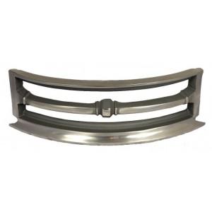 Pembroke Cast Iron Fire Fret - Polished - Polished