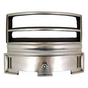 Suttons Cast Iron Fire Fret - Polished - Polished