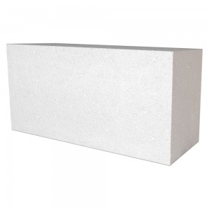 Insulating Fire Brick - Vitcas Grade 26 (230x114x76mm)