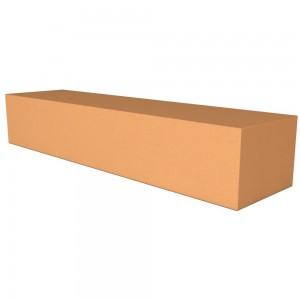 Vitcas Fire Brick Straight  - Yellow (220mm x 50mm x 40mm)