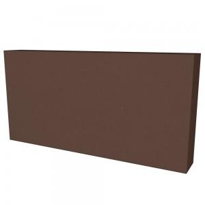 Vitcas Fire Bricks Flat - Brown (220mm x 110mm x 30mm)