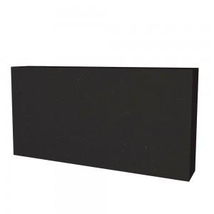 Vitcas Fire Bricks - Black  (220mm x 110mm x 30mm)