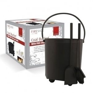 Coal Bucket & Companion Set