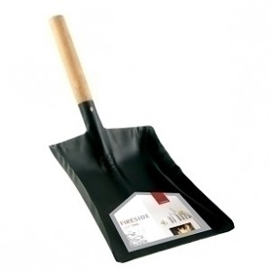 9'' Shovel with Wooden Handle