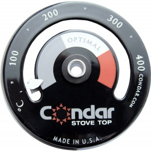 3-4 Chimguard Stove Thermometer