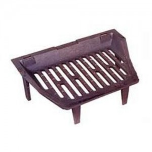 16 Inch Astra Fire Grate 4 Legs - Cast Iron