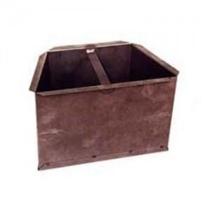 Bell Ash Pan 1 - Steel
