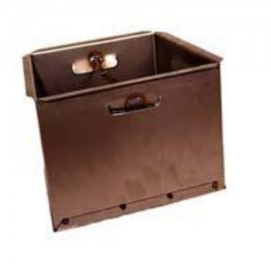 18 - 24 inch Baxi Burnall Lift Out Ash Pan - Steel