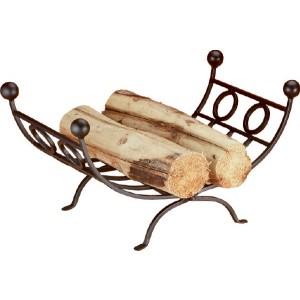Roden Log Carrier - Black