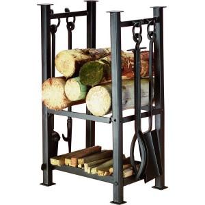 Felton Log Carrier - Black