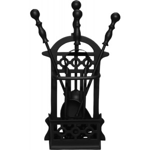 16'' Basket Companion Set - Black