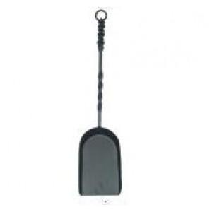 Rope Twist Shovel - Black