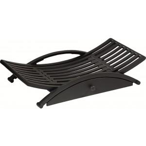 Small Nexus Fire Basket - Black