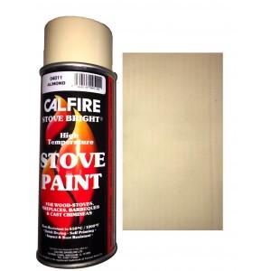 Stovebright High Temperature Paint - 6283 (400ml Aerosol) - Almond
