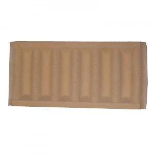 Baxi Burnall Spare - Bottom Back Brick Type 63 (16'' - 18'')