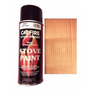 Copper Stove Paint