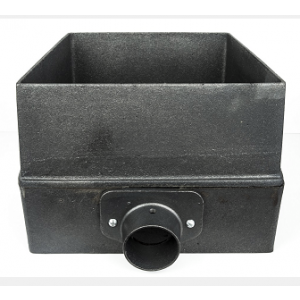 Baxi Burnall Spare - 18'' Burnall Firebox (Chamber)