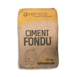 Fondu Cement - 25kg Bag