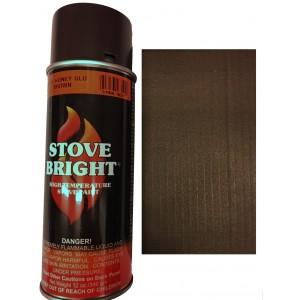 Stovebright High Temperature Paint - 6311 (400ml Aerosol) - Honey-Glo Brown
