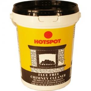 Hotspot Flue Free Chimney Cleaner