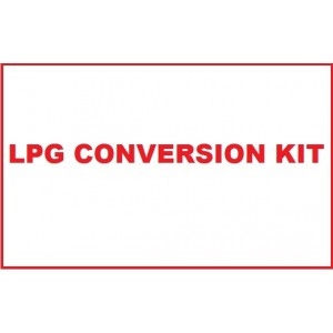 Lpg Conversion Kit - Suits Tiger & Firefox 8 Gas Stoves