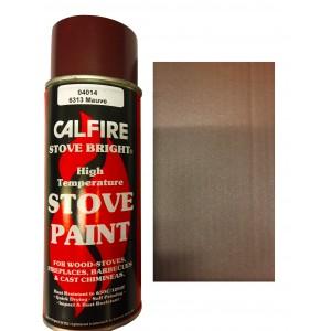 Stovebright High Temperature Paint - 6313 (400ml Aerosol) - Mauve