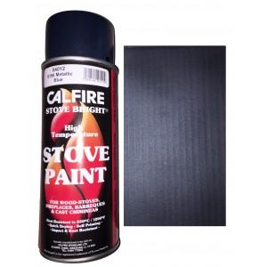 Stovebright High Temperature Paint - 6196 (400ml Aerosol) - Metallic Blue/Grey