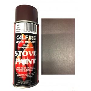 Stovebright High Temperature Paint - 6195 (400ml Aerosol) - Metallic Mahogany